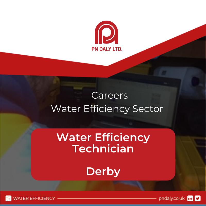 Water Efficiency Technician – Derby